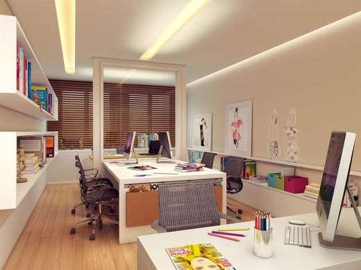 Salas comerciais - Fachada - Universe Empresarial - 78 - 8