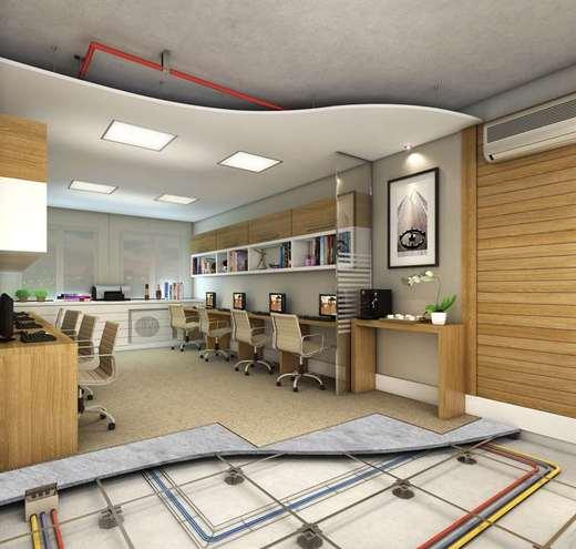 Salas comerciais - Fachada - Universe Empresarial - 78 - 10