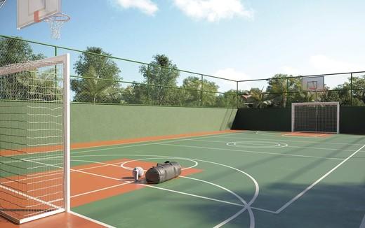 Quadra poliesportiva - Fachada - Refuge - Bosque da Saúde - 619 - 5