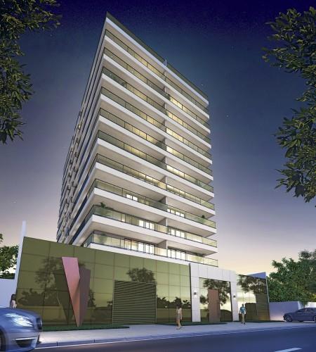 Fachada - Apartamento 4 quartos à venda Botafogo, Rio de Janeiro - R$ 1.675.000 - II-5192-12838 - 1