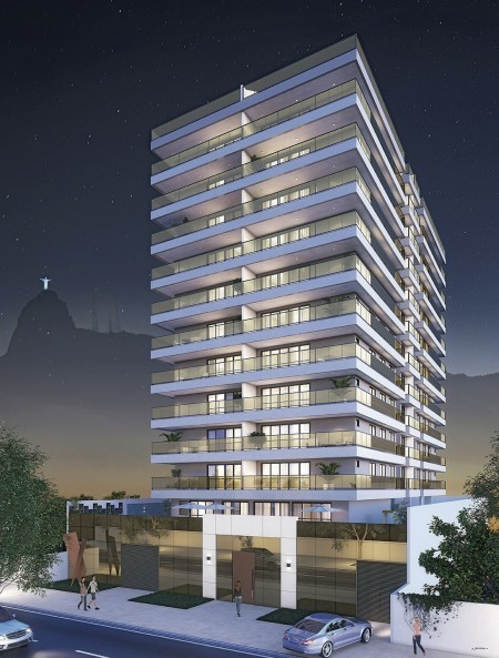 Fachada - Apartamento 4 quartos à venda Botafogo, Rio de Janeiro - R$ 1.675.000 - II-5192-12838 - 3