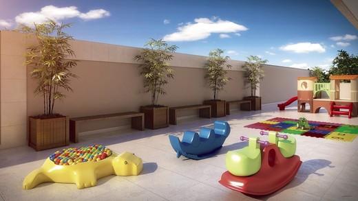 Playground - Apartamento 4 quartos à venda Botafogo, Rio de Janeiro - R$ 1.675.000 - II-5192-12838 - 15