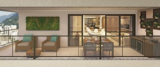 Varanda - Apartamento 4 quartos à venda Botafogo, Rio de Janeiro - R$ 1.675.000 - II-5192-12838 - 20