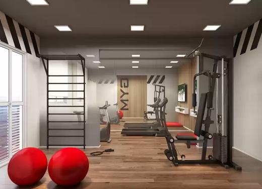 Fitness - Fachada - Vista Parque - 179 - 3