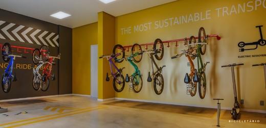 Bicicletario - Fachada - Forma Butantã - 622 - 18