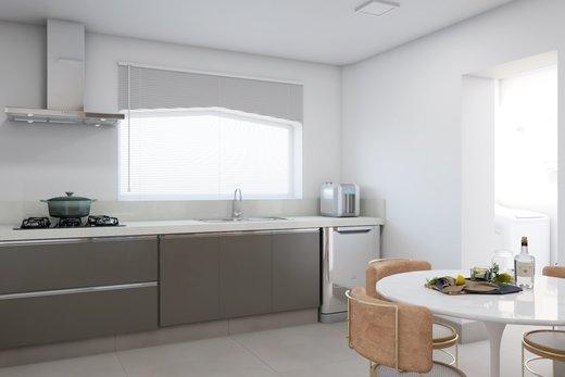 Cozinha - Apartamento à venda Rua Leão Coroado,Vila Madalena, Zona Oeste,São Paulo - R$ 2.800.000 - II-5245-12969 - 4