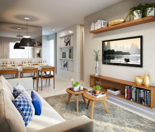 Living - Fachada - Norte Premium - 1290 - 4