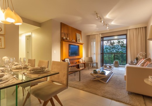 Living - Fachada - Damai Residences & Lifestyle - 293 - 6