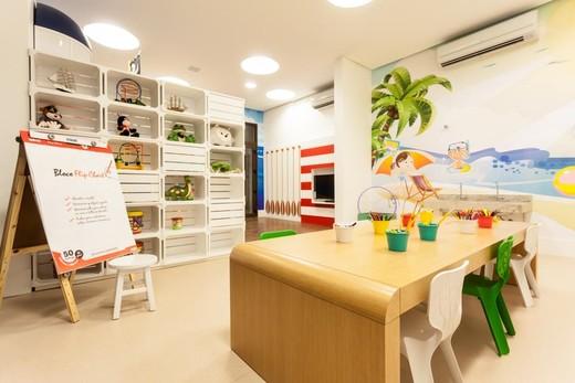 Espaco kids - Fachada - Damai Residences & Lifestyle - 293 - 18