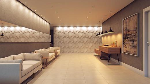 Hall - Fachada - Norte Premium - 1290 - 3