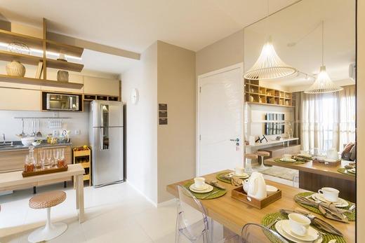 Cozinha - Fachada - Norte Premium - 1290 - 7