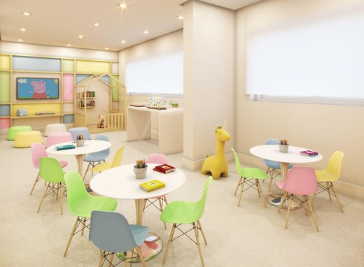 Espaco kids - Fachada - Norte Premium - 1290 - 15