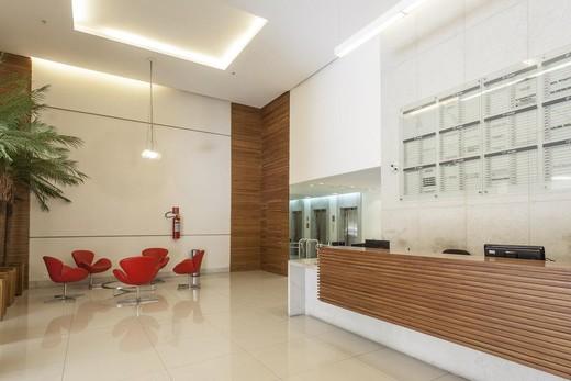 Hall - Fachada - Punto Offices - Lojas - 1291 - 3
