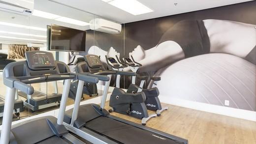 Fitness - Fachada - Punto Offices - Lojas - 1291 - 7