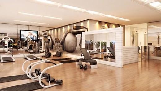 Fitness - Fachada - Punto Offices - Lojas - 1291 - 8