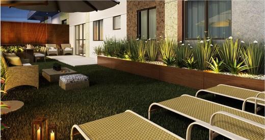 Espaco externo garden - Fachada - Damai Residences & Lifestyle - 293 - 11