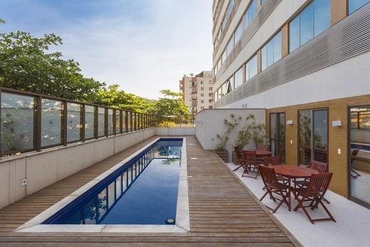 Piscina - Fachada - Punto Offices - Lojas - 1291 - 9