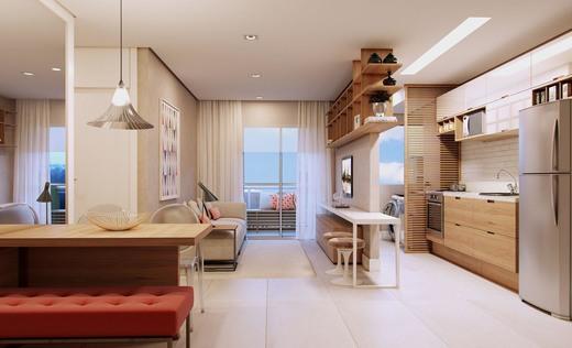 Living - Fachada - Norte Premium - 1290 - 5