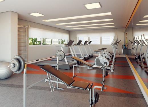 Fitness - Fachada - Norte Premium - 1290 - 13