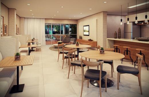 Salao de festas - Fachada - Norte Premium - 1290 - 17