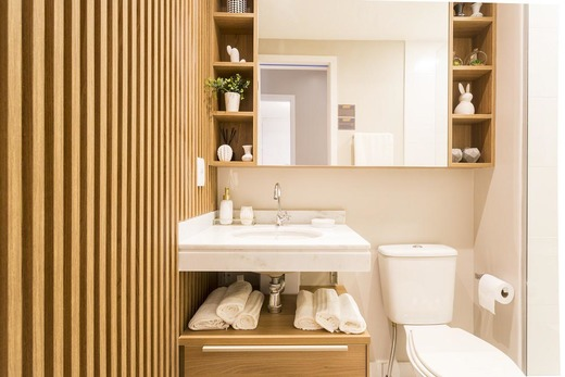 Banheiro - Fachada - Norte Premium - 1290 - 9