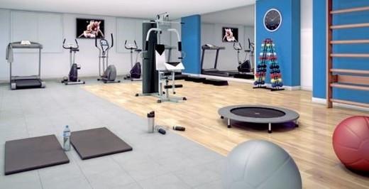 Fitness - Fachada - Passos do Parque. - 878 - 4