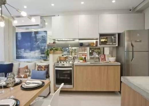 Cozinha - Fachada - Plano&Sacomã - Antônio Gomes III - 625 - 7