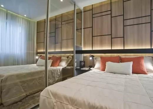 Dormitorio - Fachada - Plano&Sacomã - Antônio Gomes III - 625 - 8