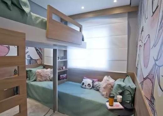 Dormitorio - Fachada - Plano&Sacomã - Antônio Gomes III - 625 - 10