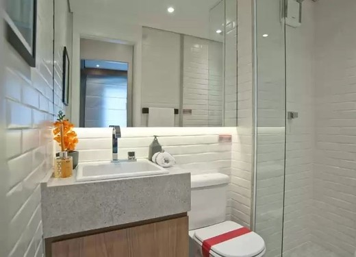 Banheiro - Fachada - Plano&Sacomã - Antônio Gomes III - 625 - 11
