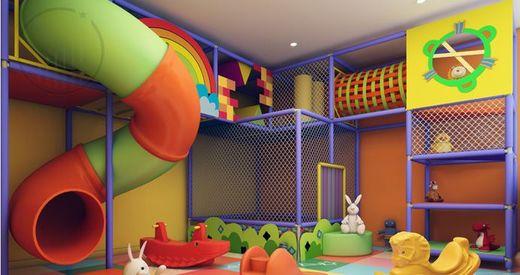 Brinquedoteca - Fachada - Today Modern Residence - 89 - 6
