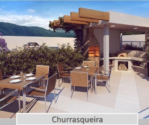Churrasqueira - Fachada - Today Modern Residence - 89 - 10