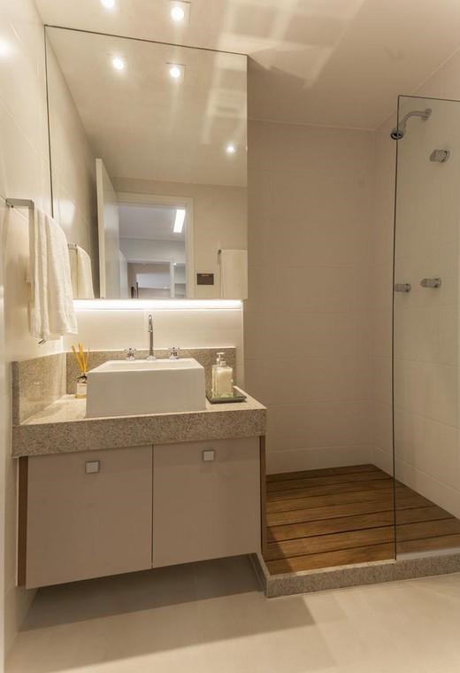 Banheiro - Fachada - Soho Residence - 59 - 9