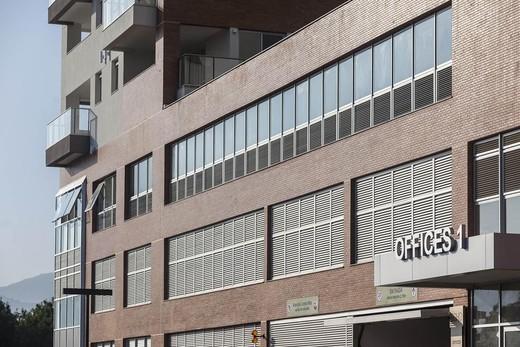 Fachada - Fachada - Soho Residence - Lojas - 43 - 2