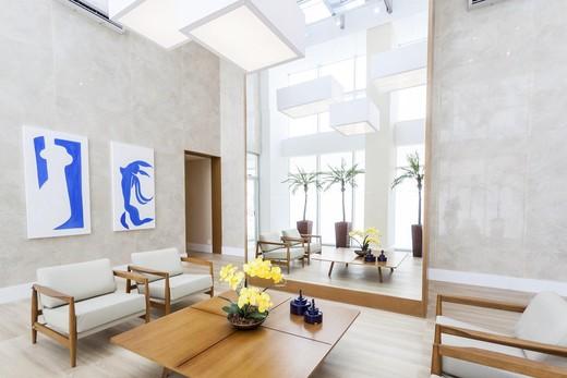 Hall - Fachada - Soho Residence - Lojas - 57 - 4