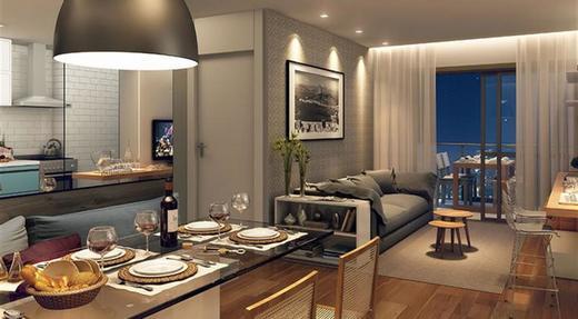 Living - Fachada - Today Modern Residence - 89 - 3