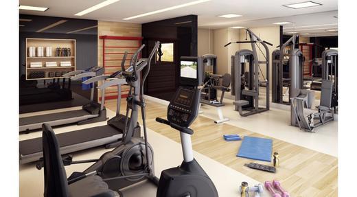 Fitness - Fachada - Today Modern Residence - 89 - 7