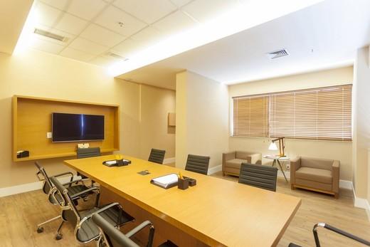 Sala de reuniao - Fachada - Soho Residence - Lojas - 43 - 8