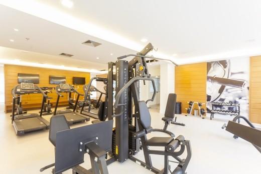 Fitness - Fachada - Soho Residence - Lojas - 57 - 9