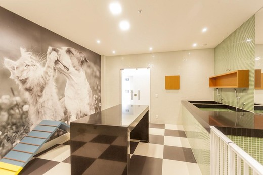 Espaco pet care - Fachada - Soho Residence - Lojas - 43 - 11