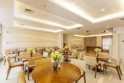 Salao de festas - Fachada - Soho Residence - Lojas - 43 - 15