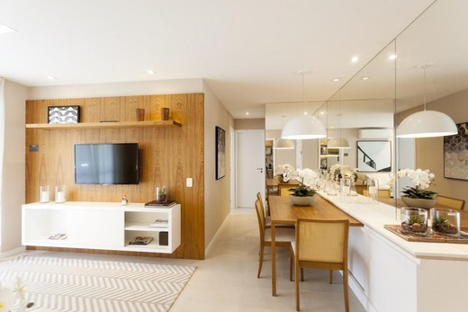 Living - Fachada - Soho Residence - 59 - 6