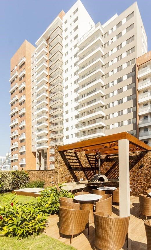 Forno a lenha - Fachada - Soho Residence - Lojas - 43 - 16