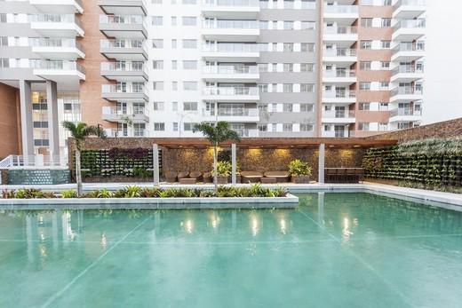 Piscina - Fachada - Soho Residence - Lojas - 57 - 19