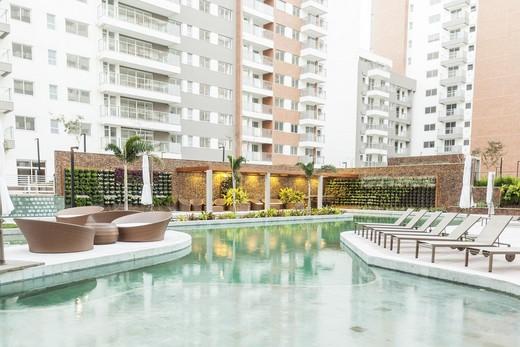 Piscina - Fachada - Soho Residence - Lojas - 57 - 20