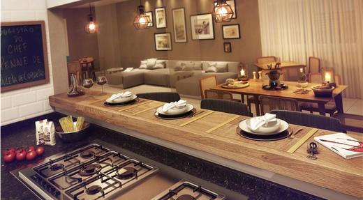 Espaco gourmet - Fachada - Today Modern Residence - 89 - 9