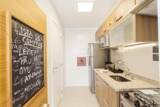 Cozinha - Fachada - Soho Residence - 59 - 8
