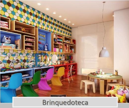 Brinquedoteca - Fachada - Today Modern Residence - 89 - 5