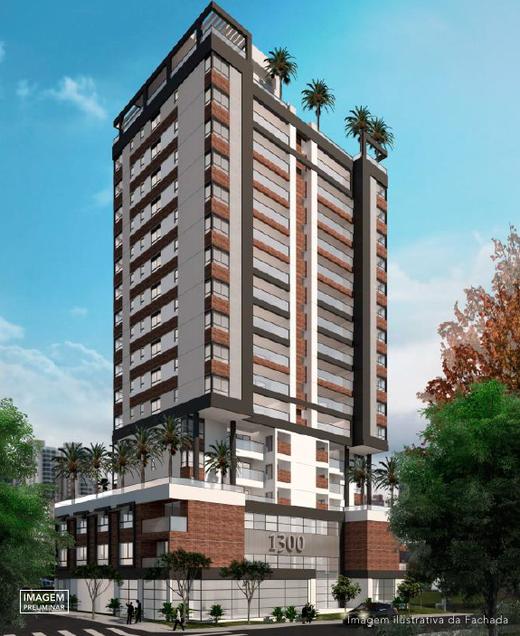 Fachada - Apartamento 3 quartos à venda Moema, São Paulo - R$ 2.996.255 - II-5257-12985 - 1