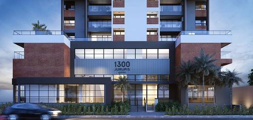 Portaria - Apartamento 3 quartos à venda Moema, São Paulo - R$ 2.996.255 - II-5257-12985 - 3